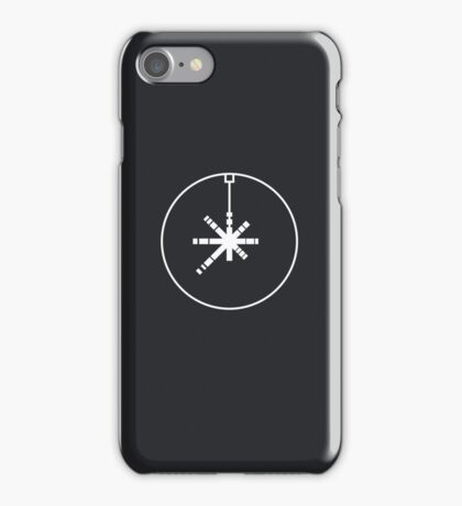 Thermal Exhaust Port iPhone Case/Skin
