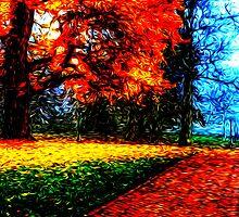 Dream Path by RiverStream