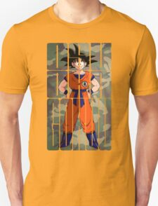 Osu ! Ora Gokuu !  Unisex T-Shirt