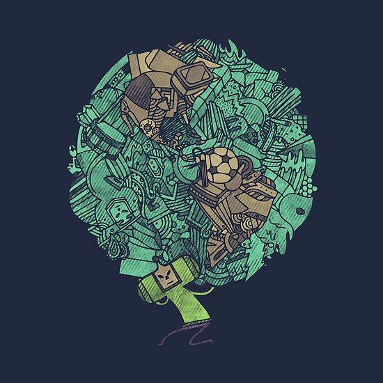 Prince Atlas by Hector Mansilla