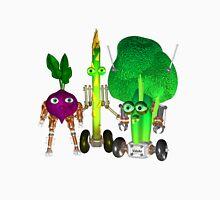Valxart  fudebots BeetBot, BroccoliBot  Unisex T-Shirt