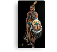 """Standing On Ceremony"" Canvas Print"