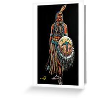 """""""Standing On Ceremony"""" Greeting Card"""
