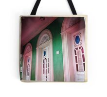 Colors of the Caribbean Tote Bag