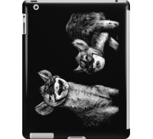Lovely couple iPad Case/Skin