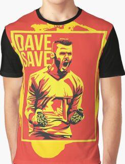 David De Gea Graphic T-Shirt