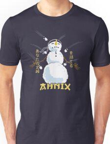 Zen Snowman Unisex T-Shirt