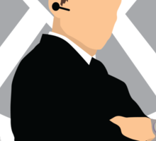 Agent Coulson of SHIELD Sticker