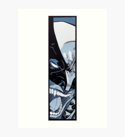 Wolverine 02 - Painting Art Print