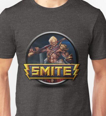 Smite Sun Wukong Logo Unisex T-Shirt