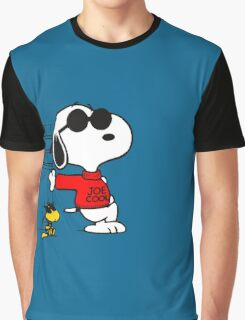 joe cool and woodstock! Graphic T-Shirt