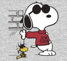 joe cool and woodstock! One Piece - Long Sleeve