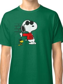 joe cool and woodstock! Classic T-Shirt