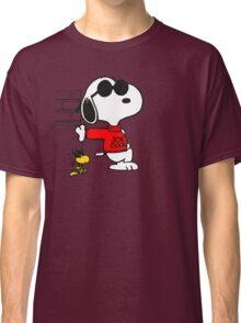 joe cool and woodstock! Classic T-Shirt
