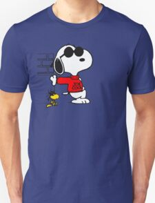 joe cool and woodstock! Unisex T-Shirt