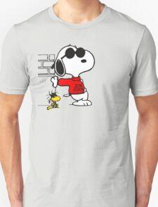 joe cool and woodstock! T-Shirt