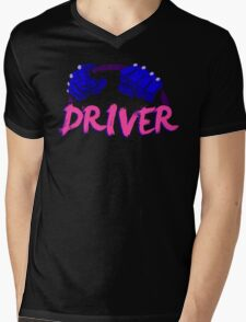 Driver V.2 Mens V-Neck T-Shirt
