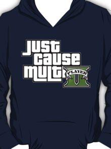 JCMP/GTA 5 Logo T-Shirt