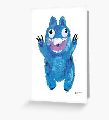 Kevin Greeting Card