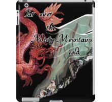 The Samurai Under the Mountain iPad Case/Skin