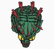 Lysergic Saucer-Man by Magnus Sellergren
