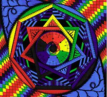 Spectrum of Perception by Stairway's End