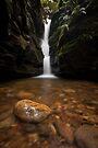 Secret Falls, Tasmania by Jim Lovell