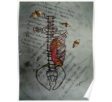 Within This Cage of Bones Poster
