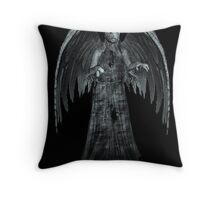 Weeping Crow Throw Pillow