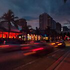 Fort Lauderdale Beach Blvd. by DDMITR