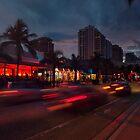 Fort Lauderdale Beach Blvd. by DDMITR