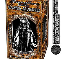 La Santa Muerte Golden Lights by Trickmaster
