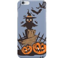 Halloween Owl iPhone Case/Skin