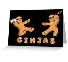 Ginjas  Greeting Card