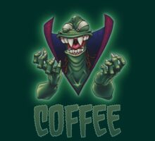 Ziltoid Needs COFFEE by VanHogTrio