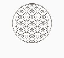 Flower of life - Silver, healing & energizing Unisex T-Shirt