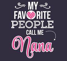 CALL ME NANA Womens Fitted T-Shirt