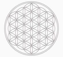 Flower of life, sacred geometry, energizing & purification T-Shirt