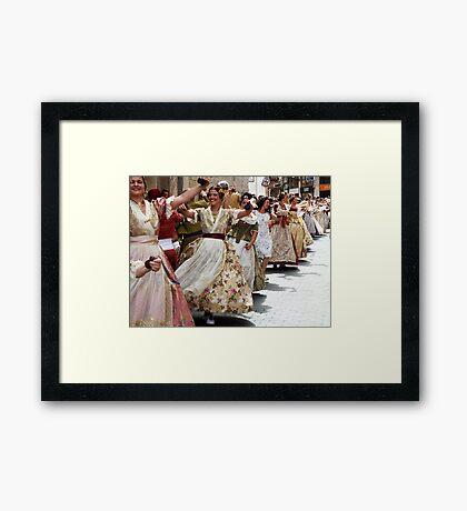 The Dance Framed Print