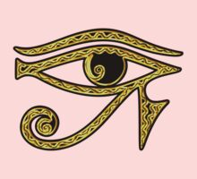 EYE OF HORUS - Protection Amulet Kids Clothes