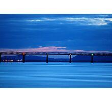 Tay Bridge Photographic Print