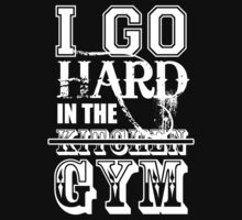 i go hard in the gym by protos