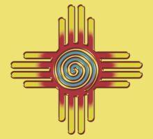 Zia Sun - Zia Pueblo - New Mexico Kids Clothes