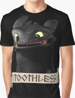 Toothless Smile Graphic T-Shirt