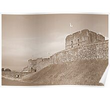 Carlisle Castle Poster