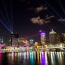 Brisbane Festival by D Byrne