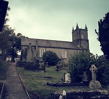 Saintfield Church and Cemetery by Chris Hood