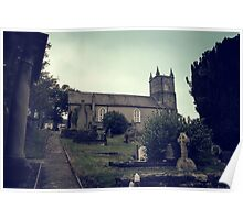 Saintfield Church and Cemetery Poster