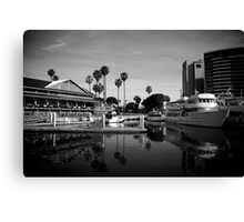 Los Angeles 2007 Canvas Print