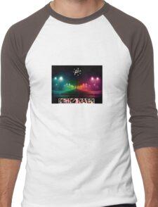 Retro Raver Men's Baseball ¾ T-Shirt